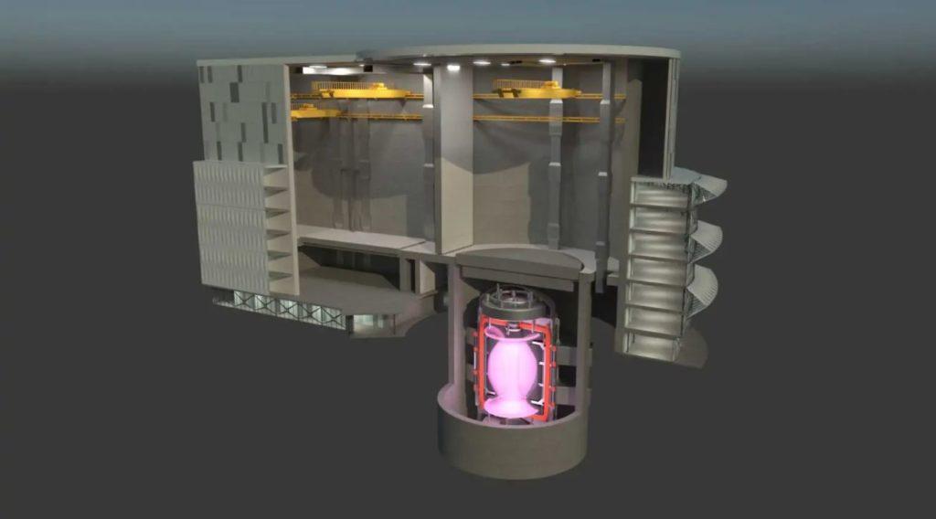 Il progetto di ricerca STEP. (Fonte: Culham Center for Fusion Energy)