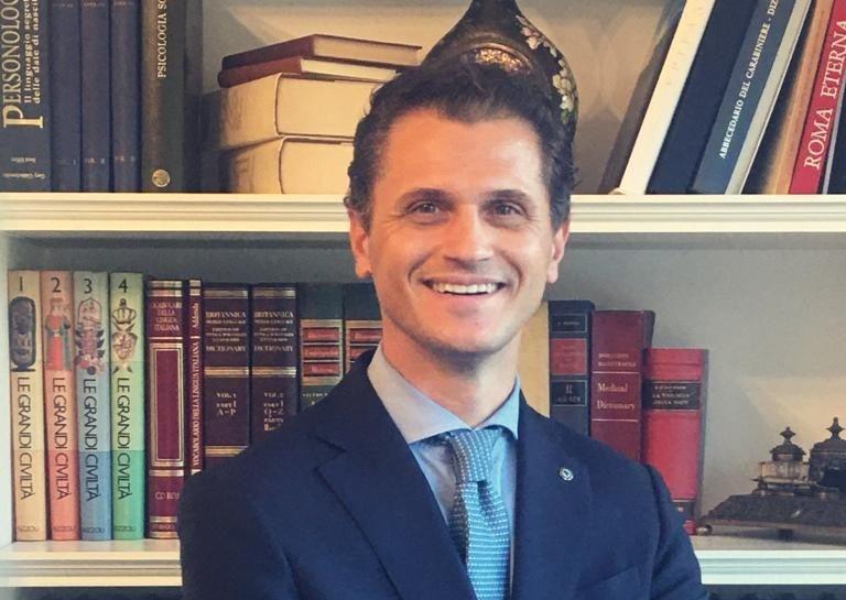 Emanuele Galtieri, CEO e General Manager di Cy4Gate.