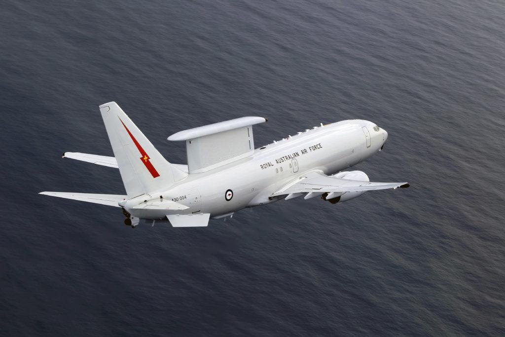 Leonardo ha sottoscritto un contratto per la fornitura di sistemi di protezione nel Regno Unito per l'E7 Wedgetail quando entrerà in servizio nella RAF. (Fonte: Leonardo)