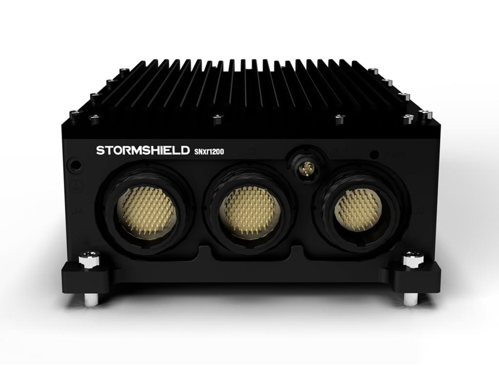 Stormshield SNxr1200: il nuovo firewall ultra-rugged per l'uso in ambienti critici. (Fonte: Stormshield)